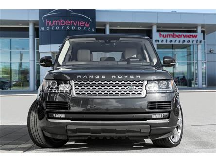 2016 Land Rover Range Rover  (Stk: 19HMS1084) in Mississauga - Image 2 of 23