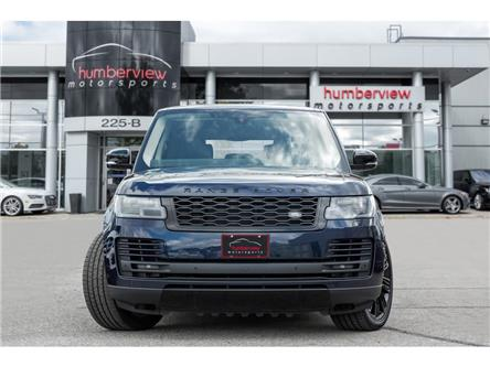 2018 Land Rover Range Rover 5.0L V8 Supercharged (Stk: 19HMS1101) in Mississauga - Image 2 of 27