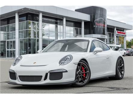 2015 Porsche 911 GT3 (Stk: 19HMS1094) in Mississauga - Image 1 of 26