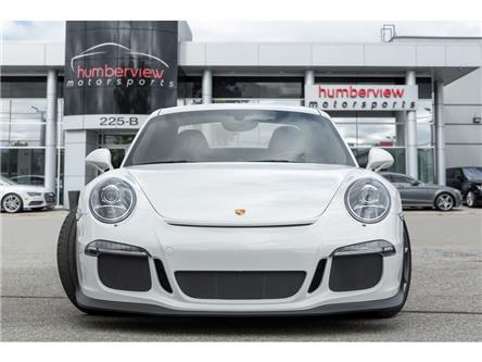 2015 Porsche 911 GT3 (Stk: 19HMS1094) in Mississauga - Image 2 of 26