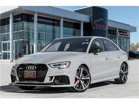 2018 Audi RS 3 2.5T (Stk: 19HMS1089) in Mississauga - Image 1 of 20