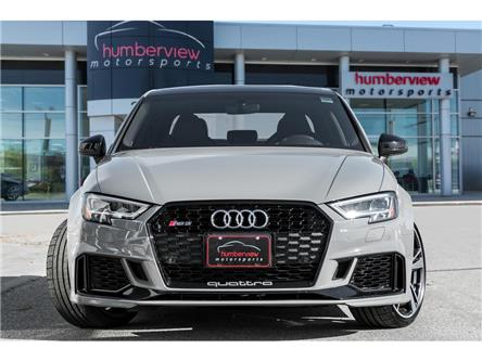 2018 Audi RS 3 2.5T (Stk: 19HMS1089) in Mississauga - Image 2 of 20