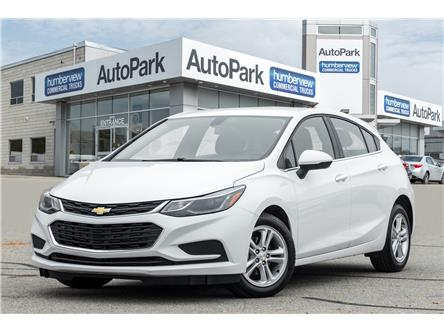 2018 Chevrolet Cruze LT Auto (Stk: APR5120) in Mississauga - Image 1 of 18
