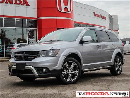 2017 Dodge Journey Crossroad (Stk: 3458) in Milton - Image 1 of 30