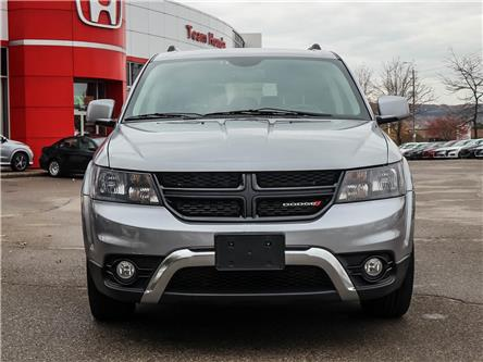 2017 Dodge Journey Crossroad (Stk: 3458) in Milton - Image 2 of 30