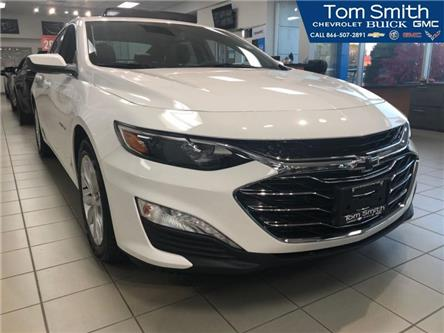 2019 Chevrolet Malibu LT (Stk: 190417) in Midland - Image 1 of 6