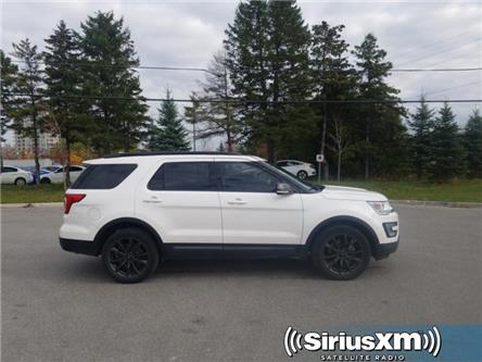 2017 Ford Explorer XLT (Stk: P8845) in Unionville - Image 1 of 14