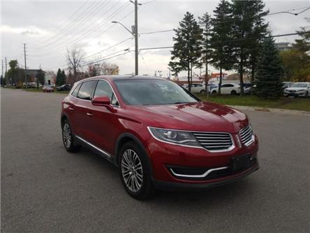 2016 Lincoln MKX Reserve (Stk: 19NS2788A) in Unionville - Image 2 of 13