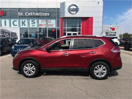 2016 Nissan Rogue  (Stk: P2406) in St. Catharines - Image 1 of 21
