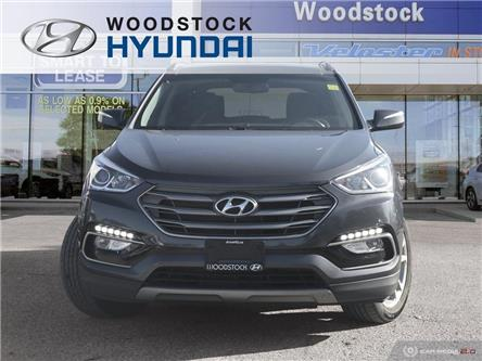2017 Hyundai Santa Fe Sport 2.0T Limited (Stk: HD19048A) in Woodstock - Image 2 of 27