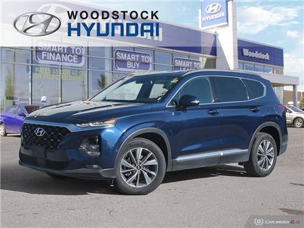 2019 Hyundai Santa Fe Preferred 2.4 (Stk: P1461) in Woodstock - Image 1 of 27