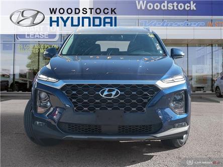 2019 Hyundai Santa Fe Preferred 2.4 (Stk: P1461) in Woodstock - Image 2 of 27