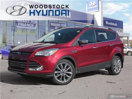 2015 Ford Escape SE (Stk: TN19042A) in Woodstock - Image 1 of 27