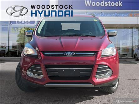 2015 Ford Escape SE (Stk: TN19042A) in Woodstock - Image 2 of 27