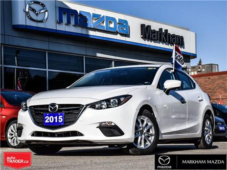 2015 Mazda Mazda3 Sport GS (Stk: P1921) in Markham - Image 1 of 27