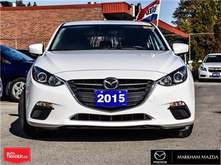 2015 Mazda Mazda3 Sport GS (Stk: P1921) in Markham - Image 2 of 27