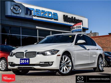 2014 BMW 320i xDrive (Stk: D190360A) in Markham - Image 1 of 29