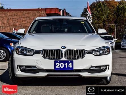 2014 BMW 320i xDrive (Stk: D190360A) in Markham - Image 2 of 29