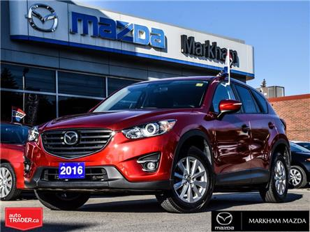 2016 Mazda CX-5 GS (Stk: N190606A) in Markham - Image 1 of 29