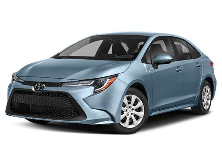 2020 Toyota Corolla LE (Stk: 20076) in Brandon - Image 1 of 9