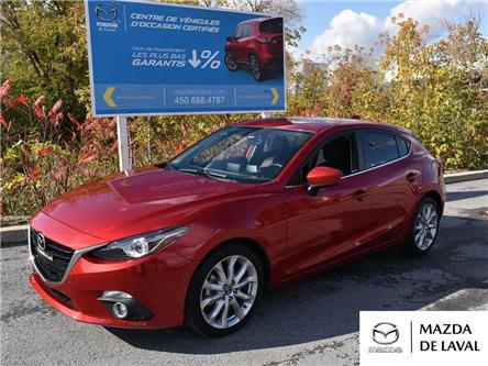 2014 Mazda Mazda3 Sport GT-SKY (Stk: T53596A) in Laval - Image 1 of 19