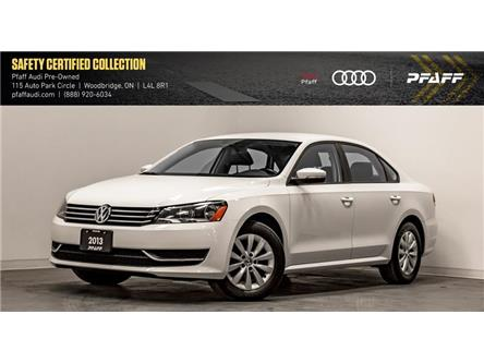 2013 Volkswagen Passat 2.5L Trendline (Stk: T17178A) in Woodbridge - Image 1 of 22