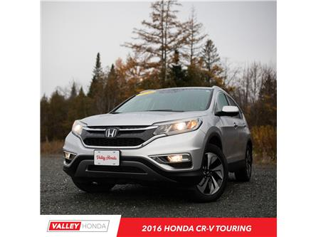 2016 Honda CR-V Touring (Stk: U5435A) in Woodstock - Image 1 of 12