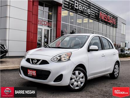 2015 Nissan Micra  (Stk: 19477A) in Barrie - Image 1 of 27