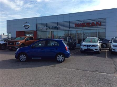 2019 Nissan Micra SV (Stk: 19-394) in Smiths Falls - Image 1 of 13