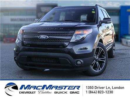 2015 Ford Explorer Sport (Stk: 90812B) in London - Image 1 of 10