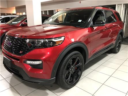 2020 Ford Explorer ST (Stk: 206204) in Vancouver - Image 1 of 12