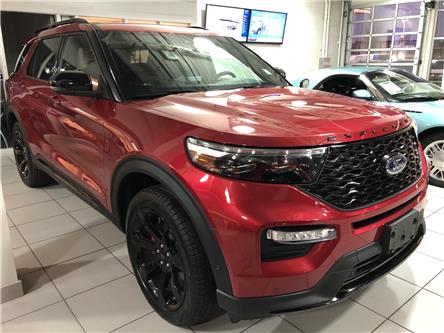 2020 Ford Explorer ST (Stk: 206204) in Vancouver - Image 2 of 12