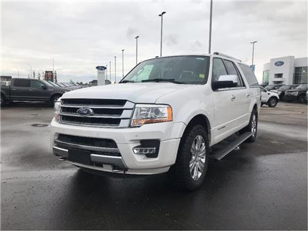 2017 Ford Expedition Max Platinum (Stk: 9EP007A) in Ft. Saskatchewan - Image 1 of 25