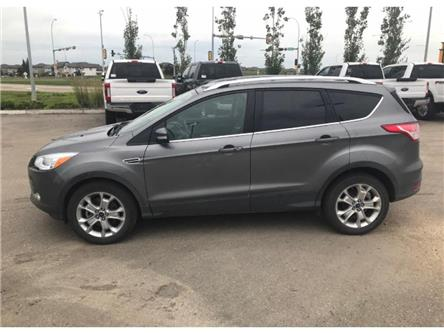 2014 Ford Escape Titanium (Stk: B10738) in Ft. Saskatchewan - Image 2 of 24