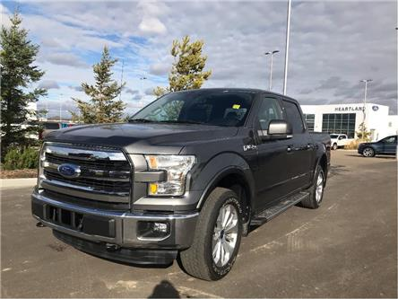 2016 Ford F-150 Lariat (Stk: R10708) in Ft. Saskatchewan - Image 1 of 24
