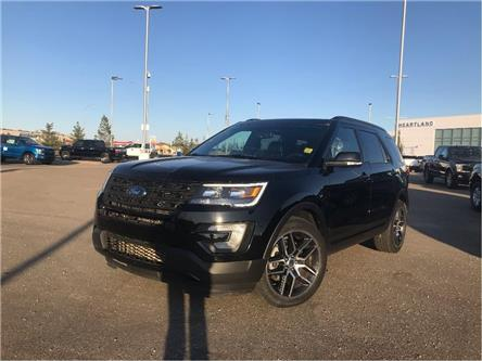 2017 Ford Explorer Sport (Stk: 9ED071A) in Ft. Saskatchewan - Image 1 of 23