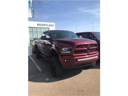 2017 RAM 2500 Laramie (Stk: 9SD214A) in Ft. Saskatchewan - Image 1 of 23