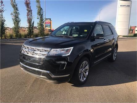 2019 Ford Explorer Limited (Stk: B10719) in Fort Saskatchewan - Image 1 of 24