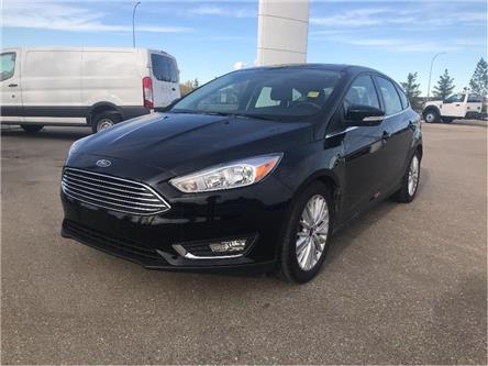 2018 Ford Focus Titanium (Stk: B10723) in Ft. Saskatchewan - Image 1 of 23