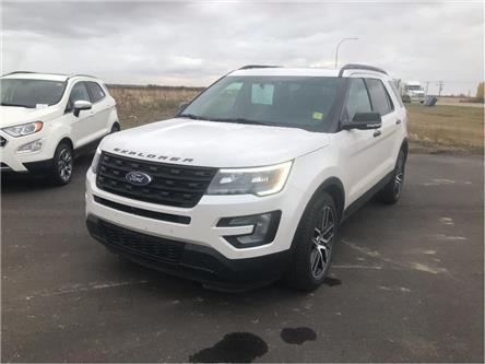 2017 Ford Explorer Sport (Stk: 9EP011A) in Fort Saskatchewan - Image 1 of 23