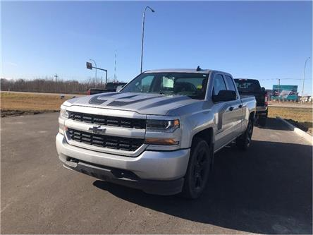 2018 Chevrolet Silverado 1500 Silverado Custom (Stk: B10724) in Ft. Saskatchewan - Image 1 of 16