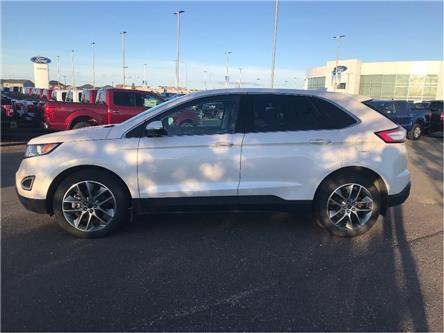 2015 Ford Edge Titanium (Stk: 9EX038A) in Ft. Saskatchewan - Image 2 of 24