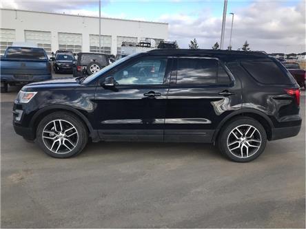 2017 Ford Explorer Sport (Stk: LEX020A) in Fort Saskatchewan - Image 2 of 22