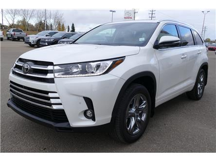 2019 Toyota Highlander Limited (Stk: HIK220) in Lloydminster - Image 1 of 17