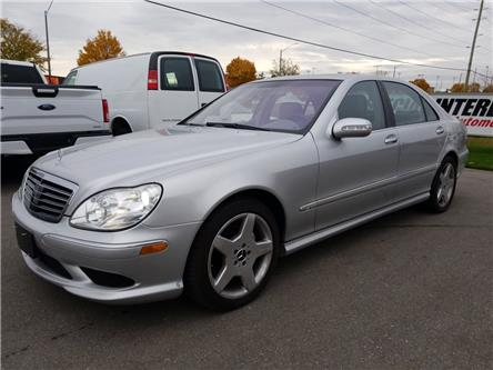 2004 Mercedes-Benz S-Class Base (Stk: 387302) in Cambridge - Image 1 of 21