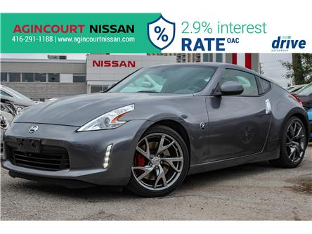 2013 Nissan 370Z Touring (Stk: U12668) in Scarborough - Image 1 of 20