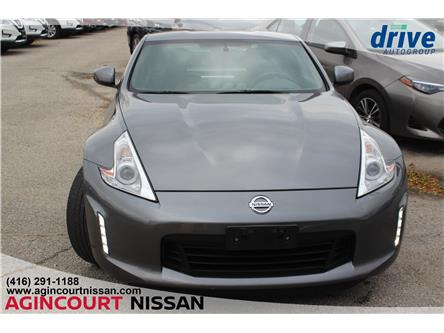 2013 Nissan 370Z Touring (Stk: U12668) in Scarborough - Image 2 of 20