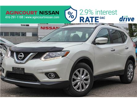 2015 Nissan Rogue S (Stk: LC710224A) in Scarborough - Image 1 of 20