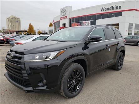 2019 Toyota Highlander XLE (Stk: 9-1282) in Etobicoke - Image 1 of 8