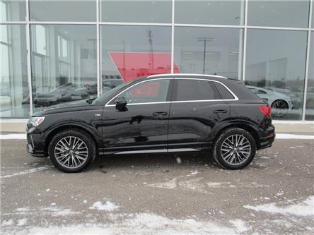 2020 Audi Q3 45 Progressiv (Stk: 200011) in Regina - Image 2 of 23